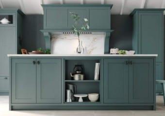Luxury Kent kitchen